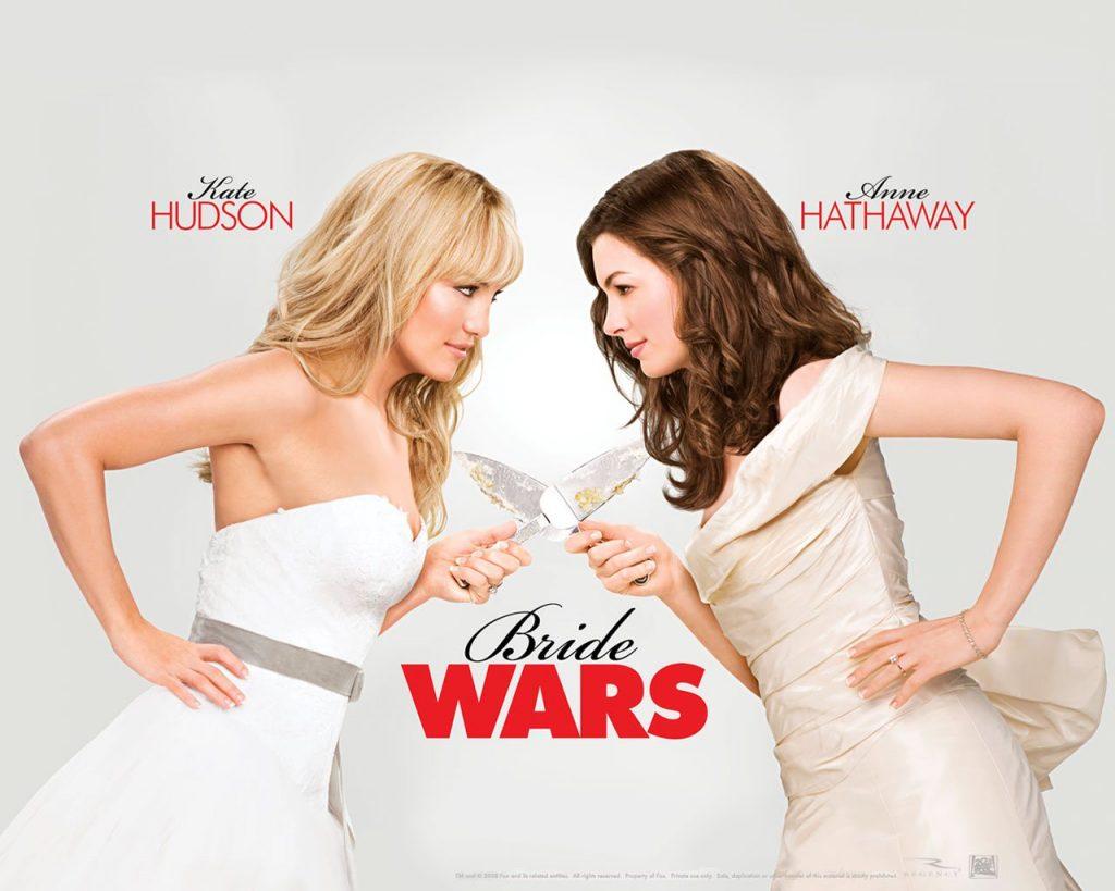 peliculas romanticas - guerra de novias