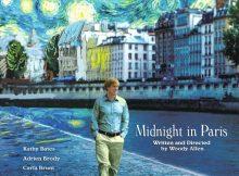 peliculas romanticas medianoche en paris